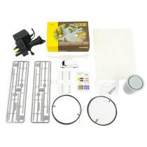 Gaugemaster White Van Man Car System Starter Kit